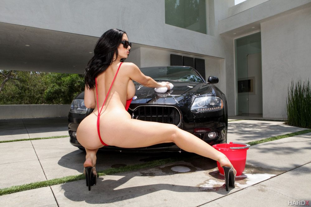 car babe anal - Would You Let Those Ladies Wash Your Car?