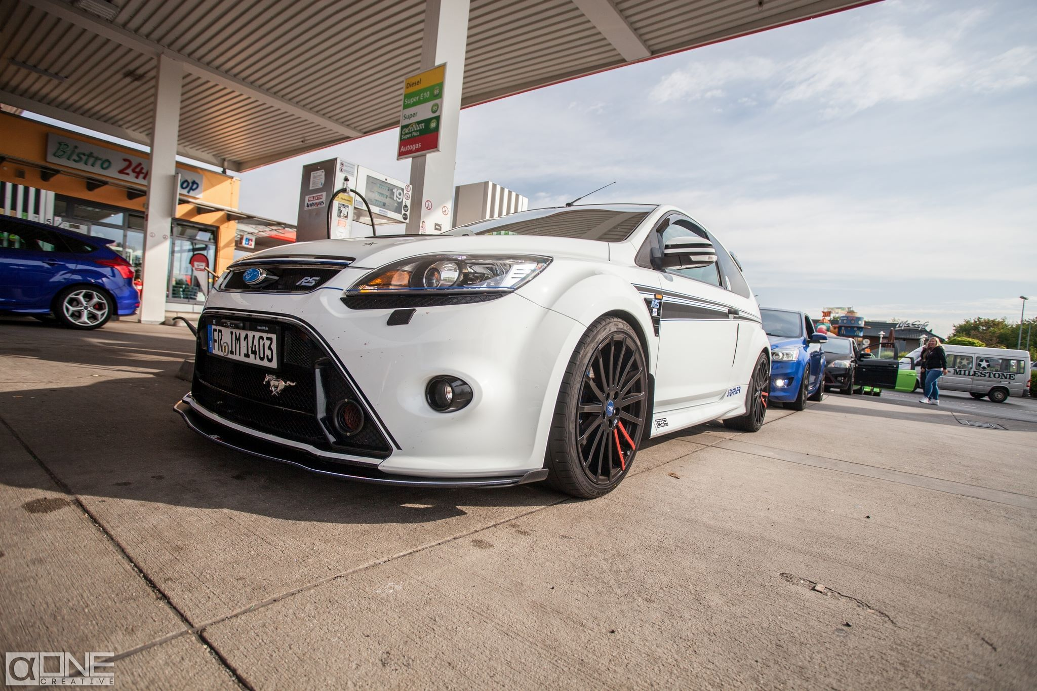 Ford Focus Rs Mk2 Tuning Ford Focus Rs Pinterest