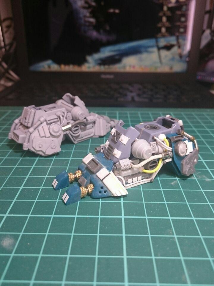 MG ケンプファー #04   ダメチョップの小さな宝箱