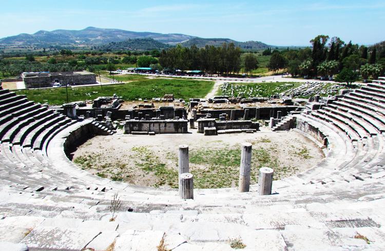 Cité grecque ionienne de Milet