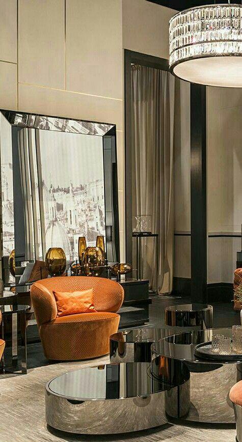 Fendi Casa Luxurious Spaces in 2018 Pinterest Interior, Home