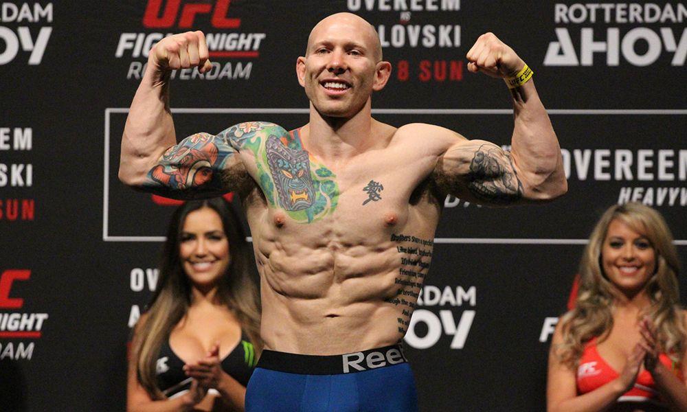 Scott Holtzman vs Josh Emmett UFC MMA Fight Tonight | Live