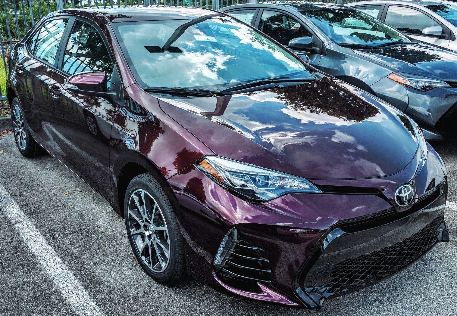 50th Anniversary 2017 Toyota Corolla