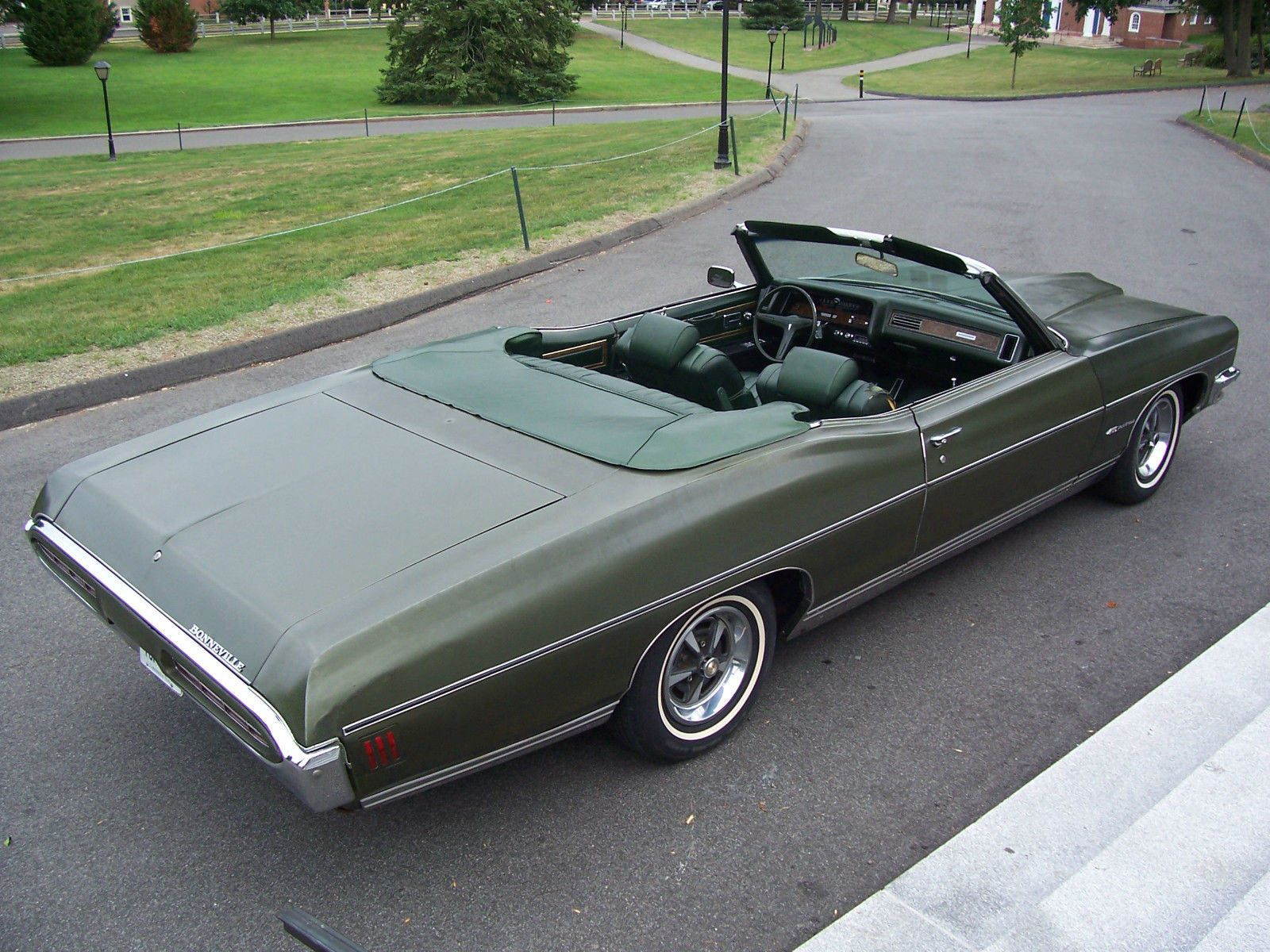 1970 pontiac bonneville convertible maintenance restoration of old vintage vehicles the material for