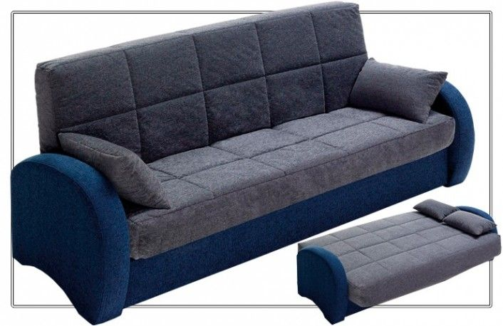 Stupendous Sofa Cama Libro Con Arcon Tapizado En Tela Room Color In Gmtry Best Dining Table And Chair Ideas Images Gmtryco