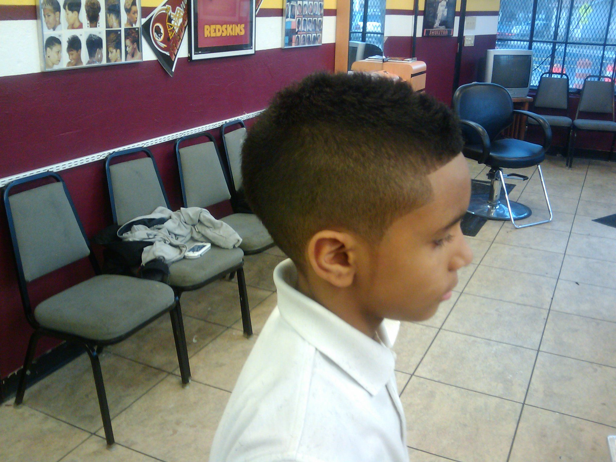 Black men low mohawk haircuts low fade mohawk haircut barber