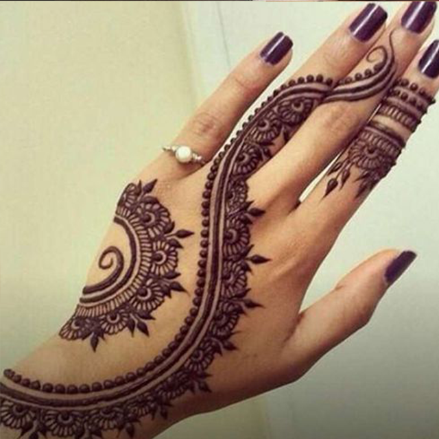 Henna Tattoo Designs For Diwali: Latest Indian Mehndi Designs, Photos, Images For Diwali