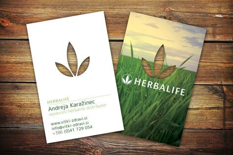 herbalife business cards - Google Search
