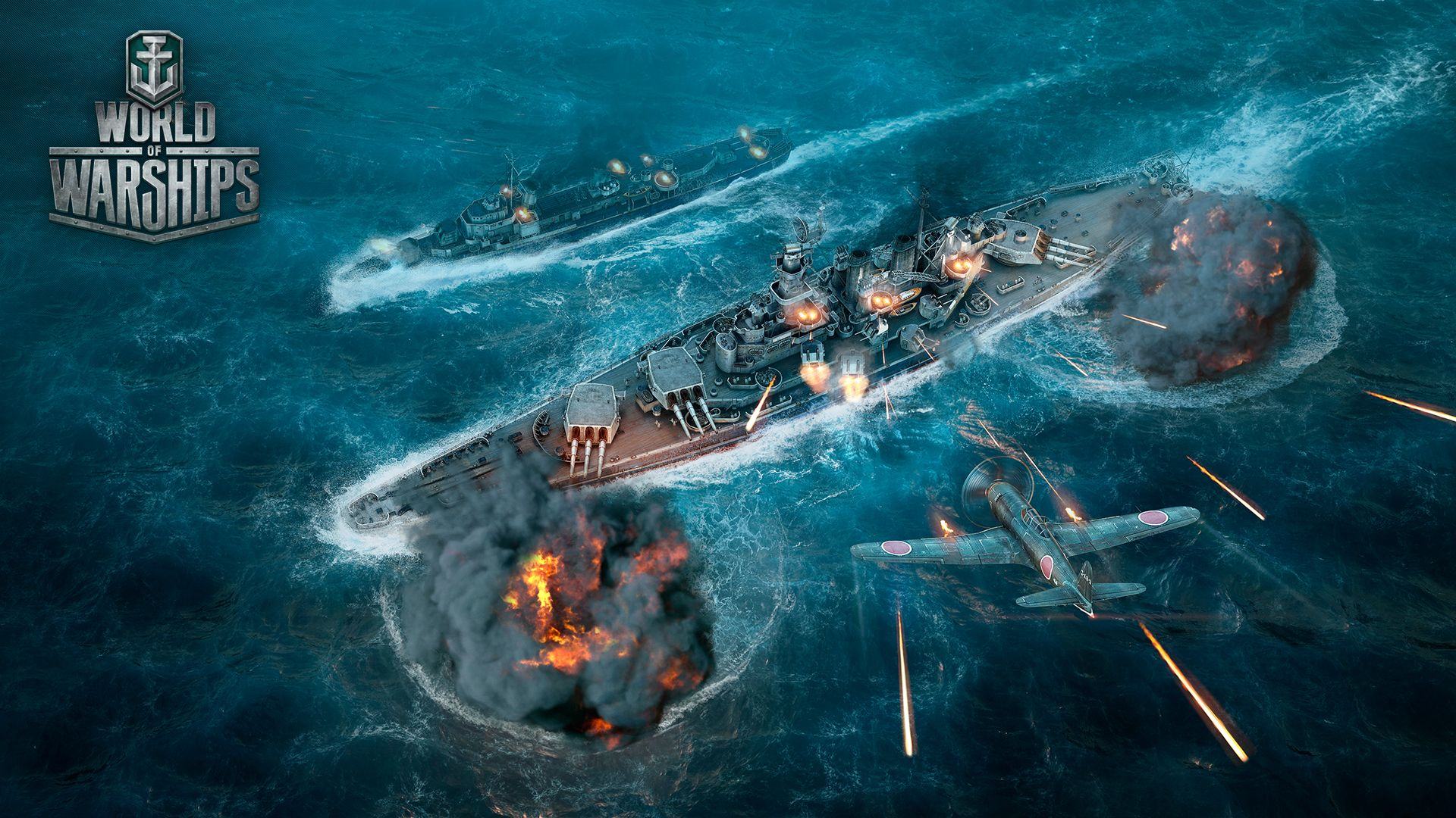 World Of Warships Pictures Google Search Perang