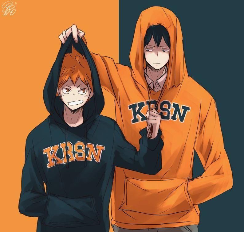 Karasuno KRSN High Volleyball Club Unisex Pullover
