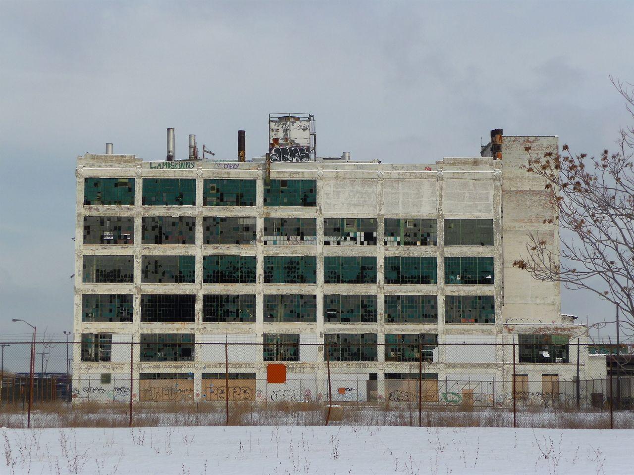 Via Rust belt, Abandoned