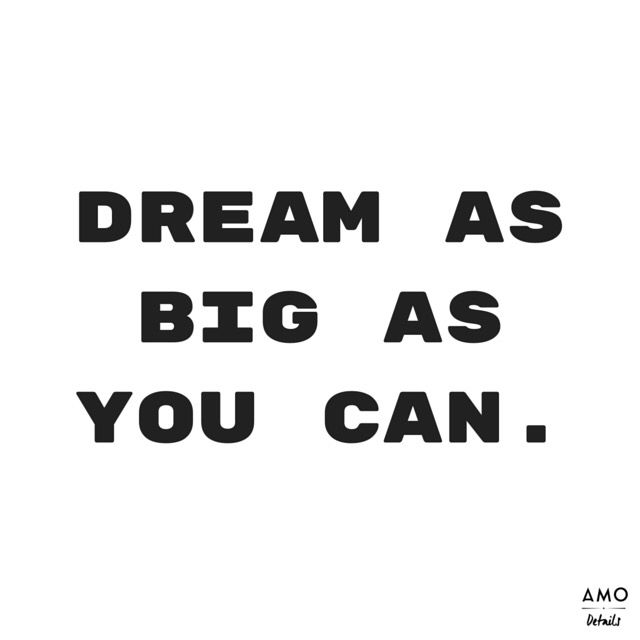 Dream big ☁️ #dream #dreambig #dreamdriveslife #inspiration #instainspiration #motivation #saturday #saturdaymood #energy #goodvibe