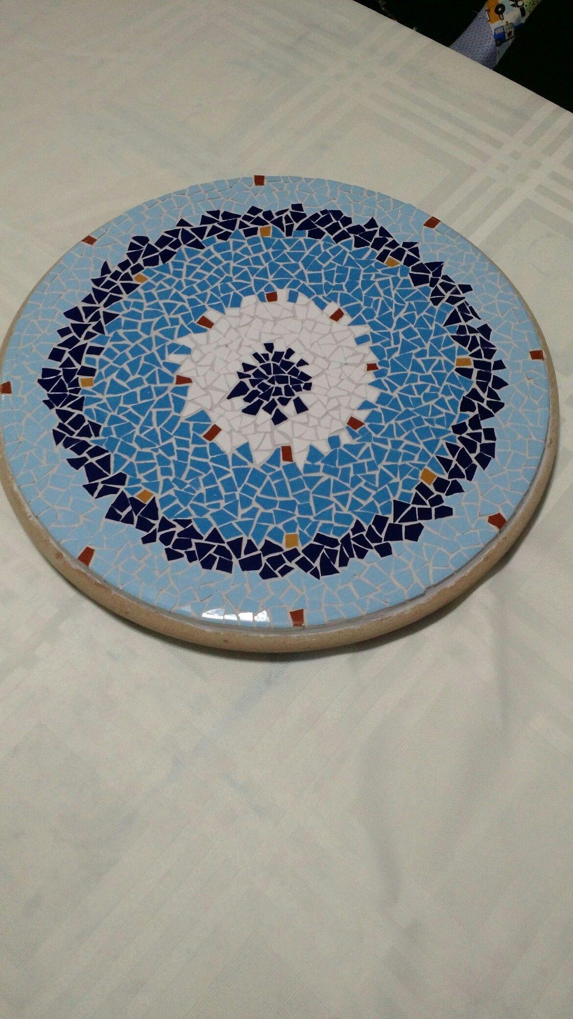Pin De Gabrielacantadori Em Mosaiquism0 Mesas E Cadeiras