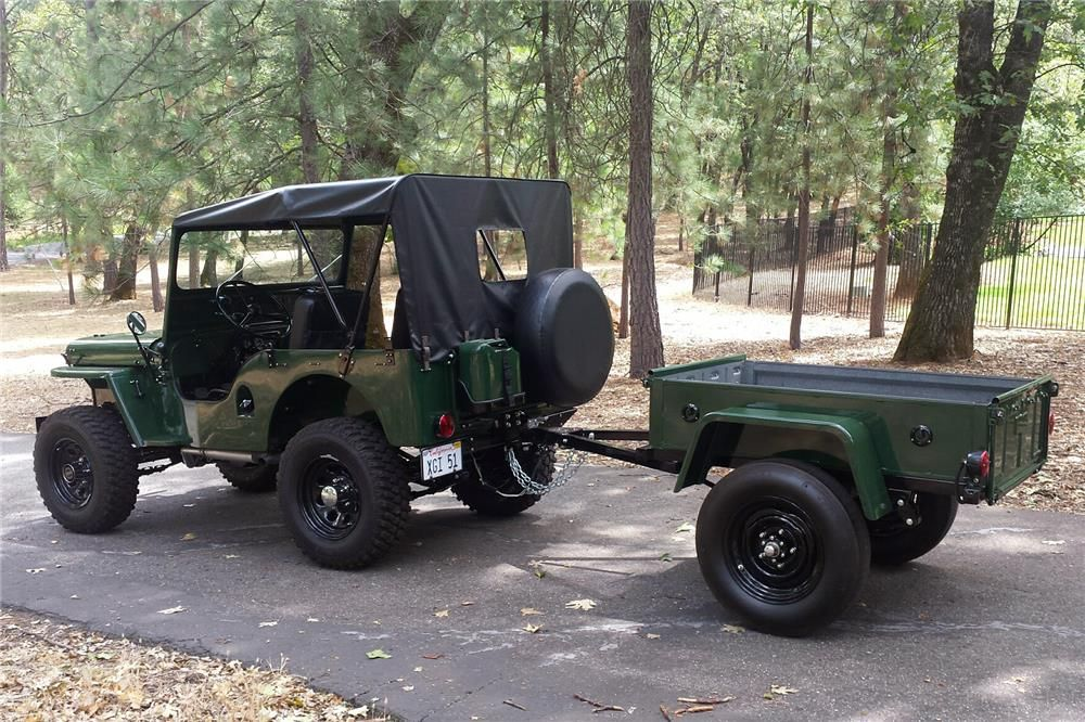 1951 Jeep Willys Convertible Willys Jeep Jeep Vintage Jeep