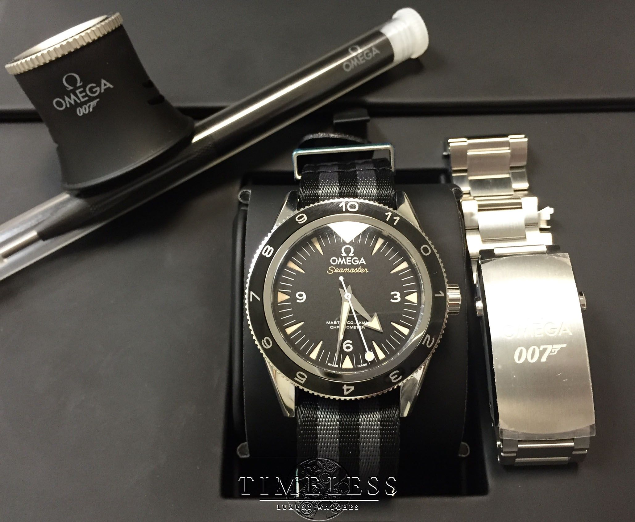 1985a6b15da What just came in  Omega Seamaster 300 Spectre