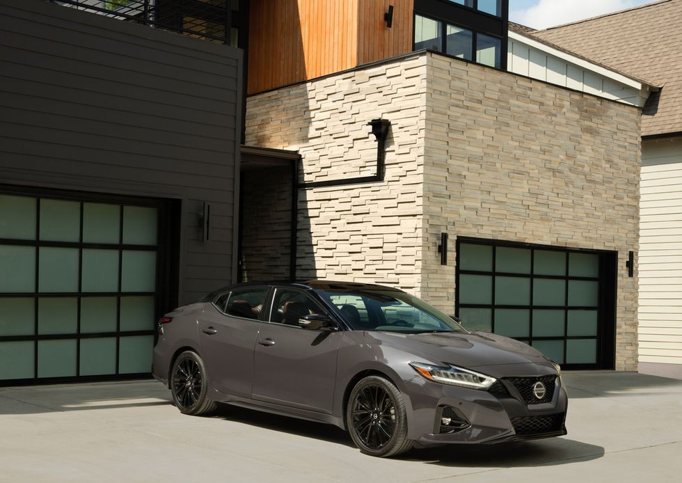 2022 Nissan Pathfinder Key, 2021 Nissan Maxima Starts At 37 915 Celebrates 40th Anniversary With Limited Model Nissan Maxima Nissan New Nissan Maxima