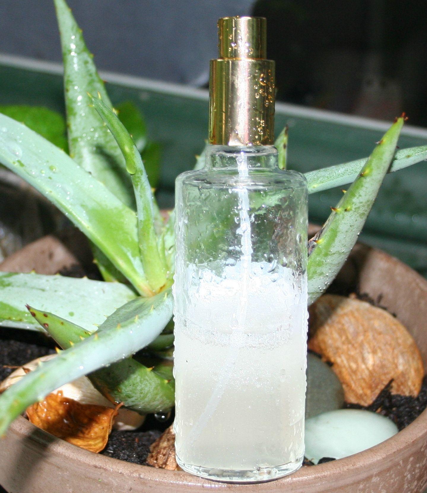 spray hydratant pour cheveux secs recettes de cosm tiques maison naturels natural hair tips. Black Bedroom Furniture Sets. Home Design Ideas