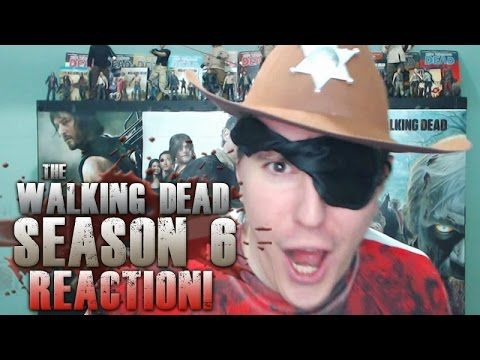 The Walking Dead Season 6 Episode 9 No Way Out Reaction Wow Walking Dead Season 6 Walking Dead Season No Way Out