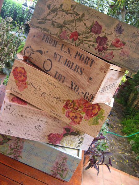 20 manualidades para el 14 de febrero craftingeek - Manualidades caja de madera ...