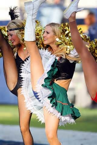 Nfl cheerleaders wardrobe fails regret, that