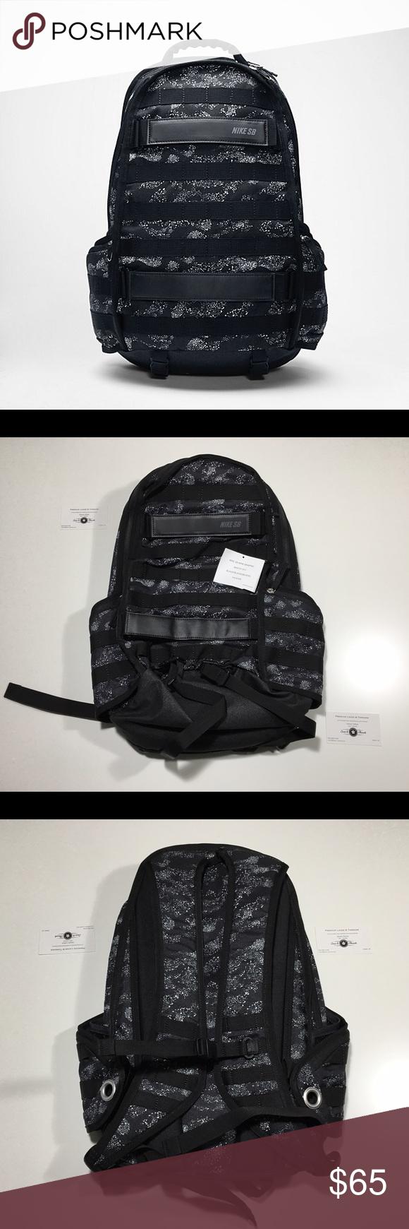 Nike SB RPM Graphic Backpack NWT  95 NWT  80751aaddc61b