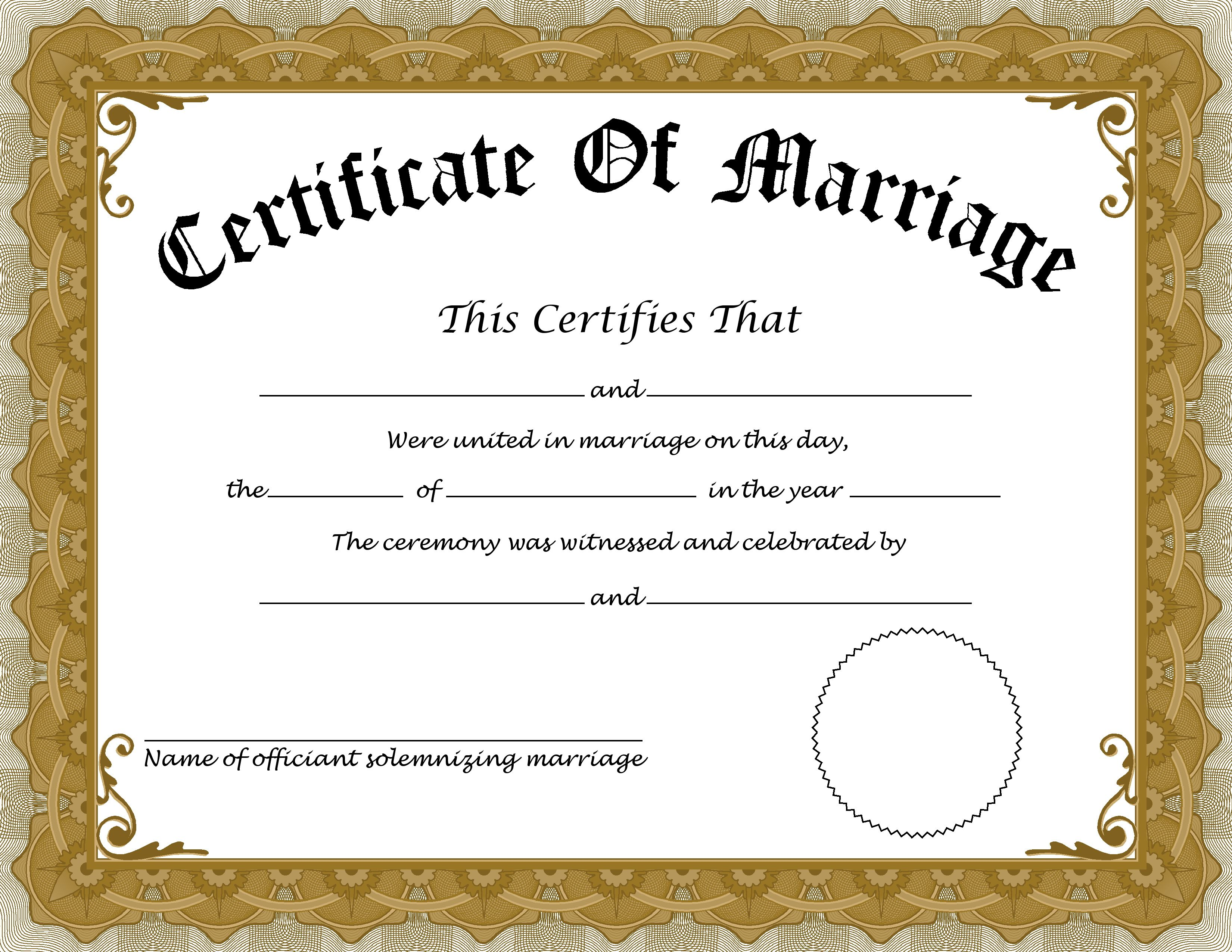 Needing your marriage certificate translated into another language birth certificate aiddatafo Images