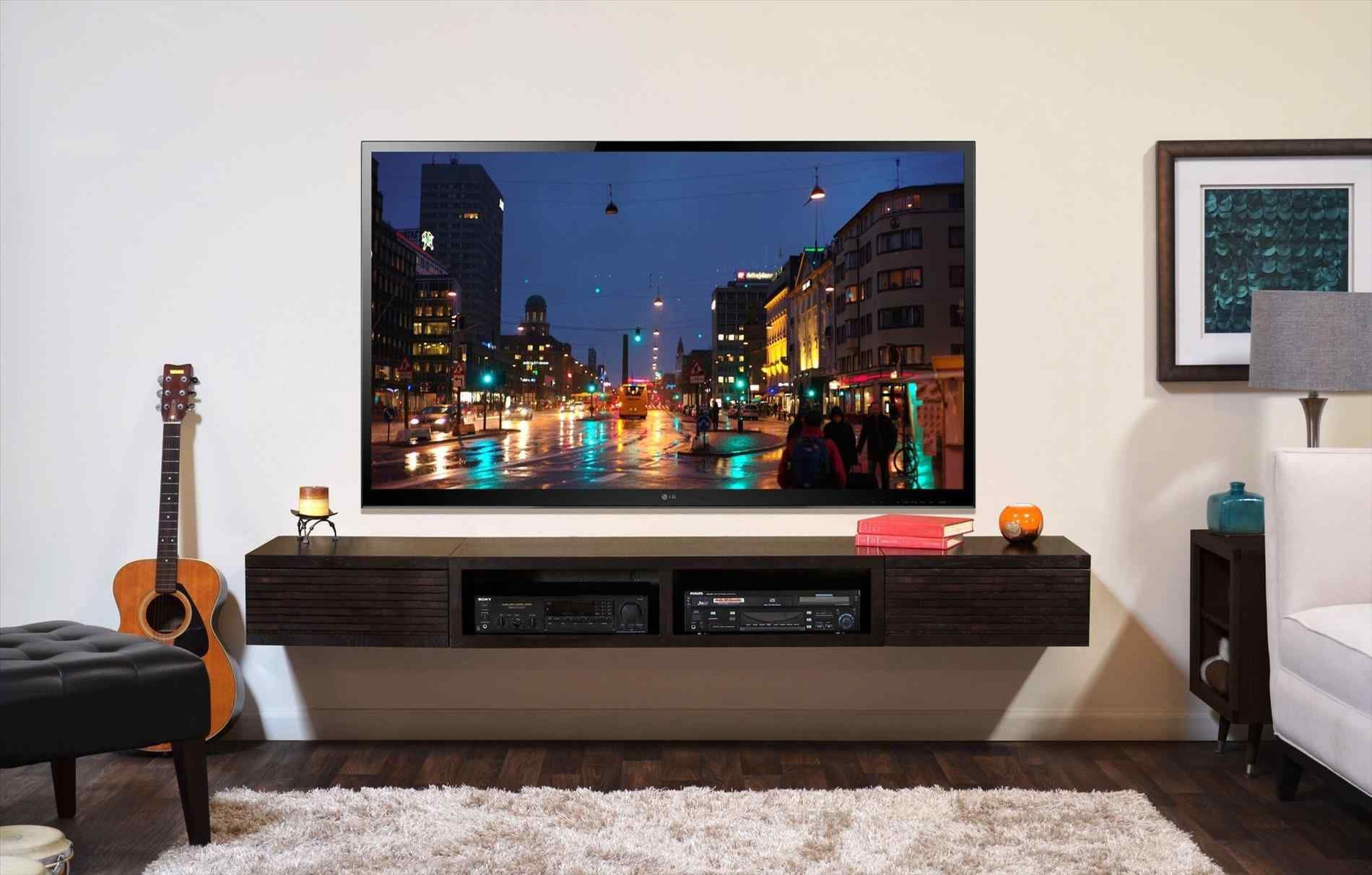 20 Stunning Tv Stands Ideas For Wall Mounted Tv Wall Mount Tv