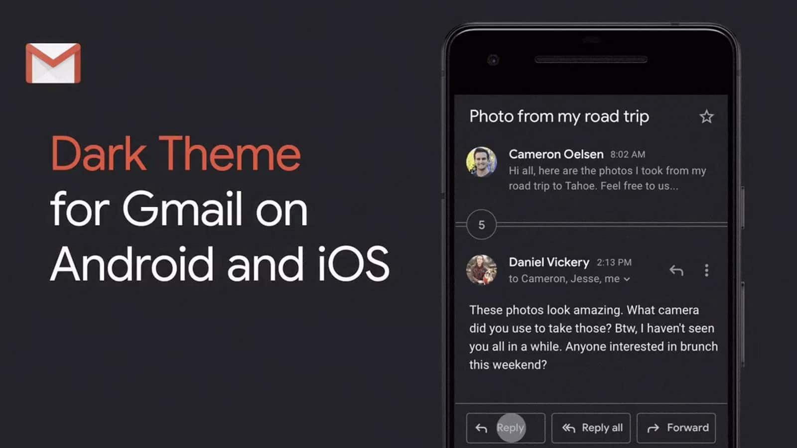 How To Activate Dark Mode On Gmail And Google Maps The Dark Mode