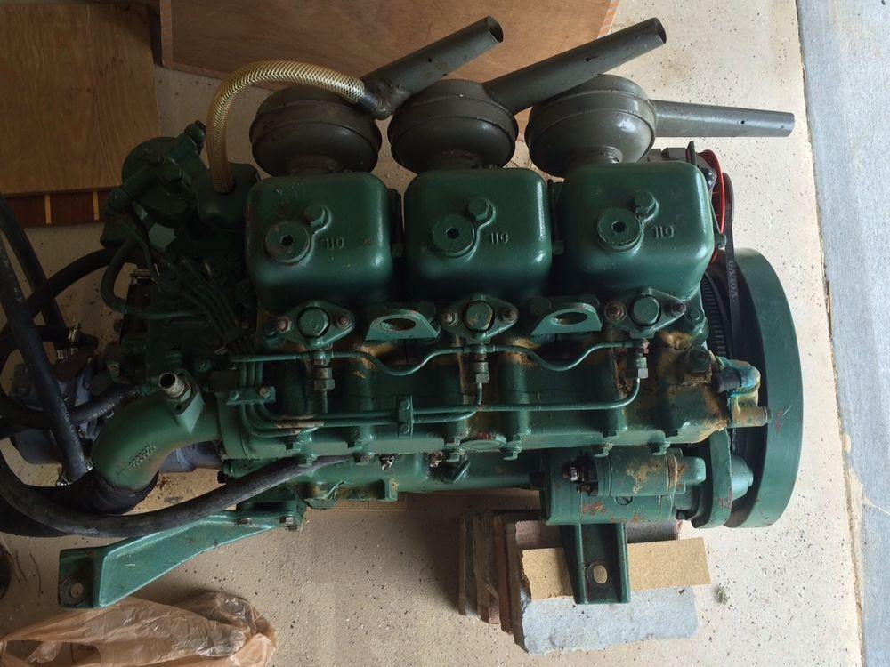 Volvo Penta Marine Diesel Engine Marine Diesel Engine Volvo Diesel Engine