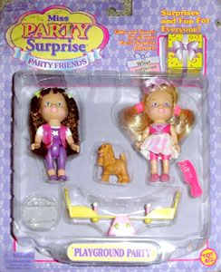 Miss Party Surprise :: Party Friends   Ghost of the Doll