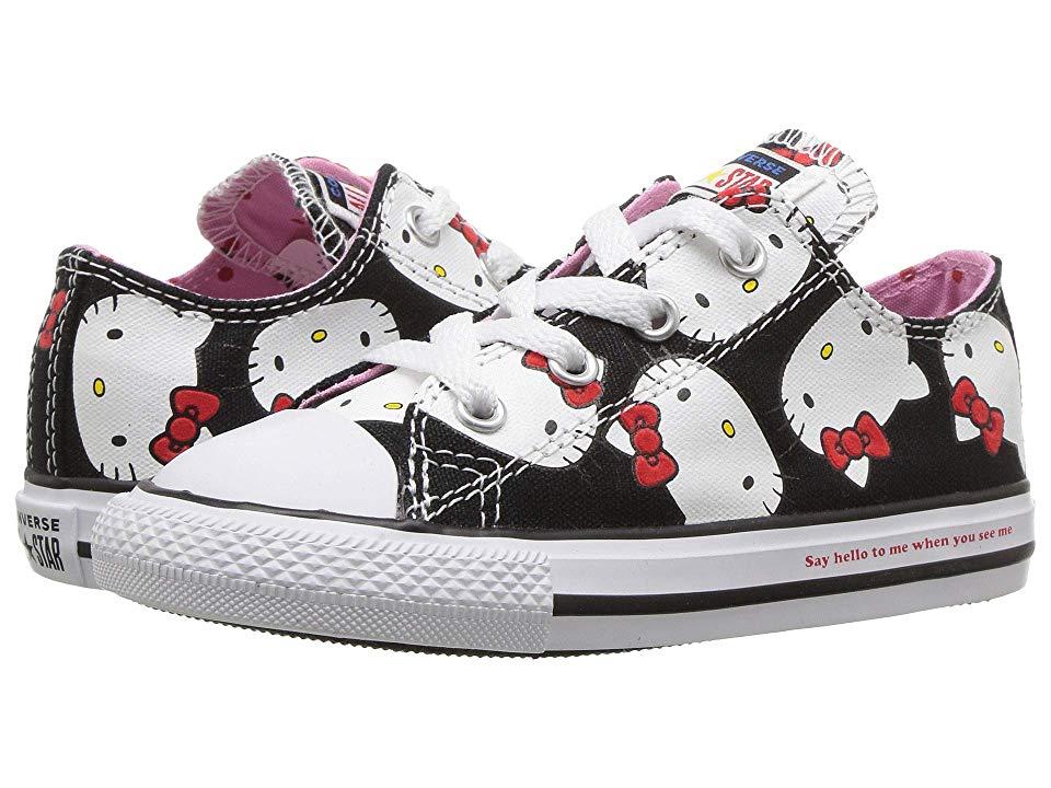 Converse Kids Hello Kitty(r) Chuck Taylor(r) All Star(r) Ox