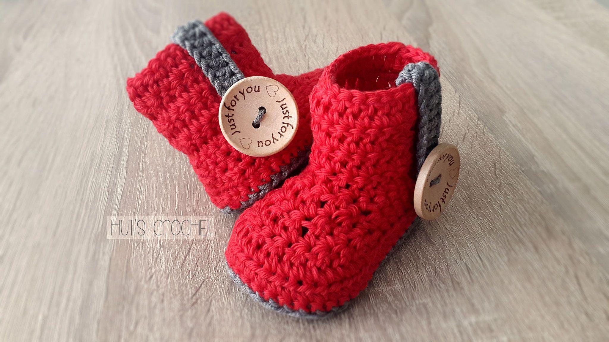 häkel stiefel | Crochet | Pinterest | Häkeln Stiefel, Häkeln und Stiefel
