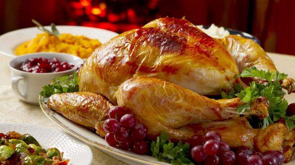 Pavo de Acción de Gracias - Recetas fáciles para Thanksgiving Day 2015