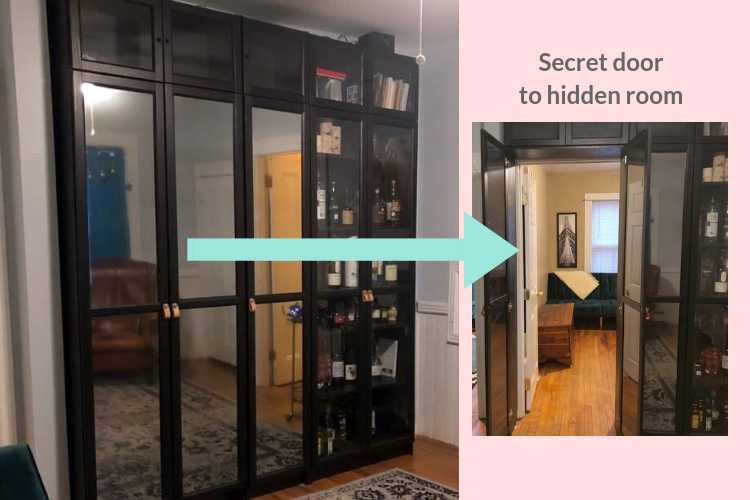 A Clever Affordable And Easy To Install And Break Down Secret