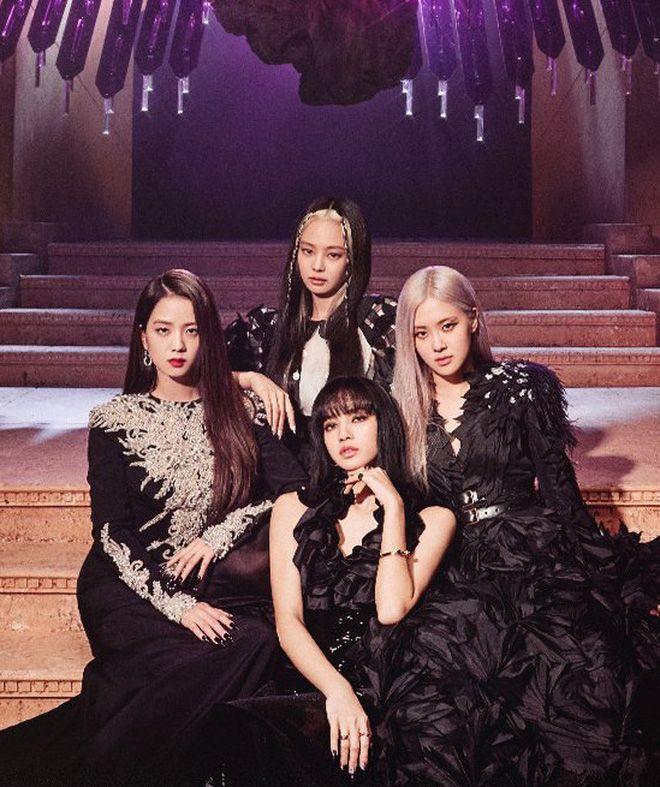 """BLACKPINK """"phủ xanh"""" BXH để trở thành nhóm nhạc đầu tiên đạt Perfect All-kill của n"""