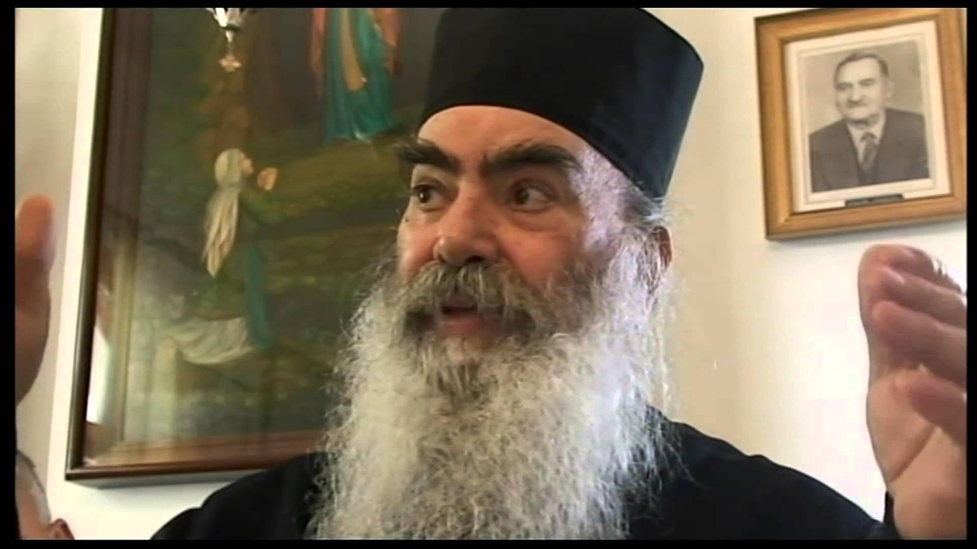 Πατήρ Σάββας Αχιλλέως: Τα σημεία που θα χτυπήσει ο Αντίχριστος και οι υπηρέτες του σκότους...!