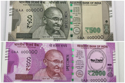 The Indian Rupee spot depreciated by 0.4 percent on account of renewed strength in the DX post robust manufacturing numbers