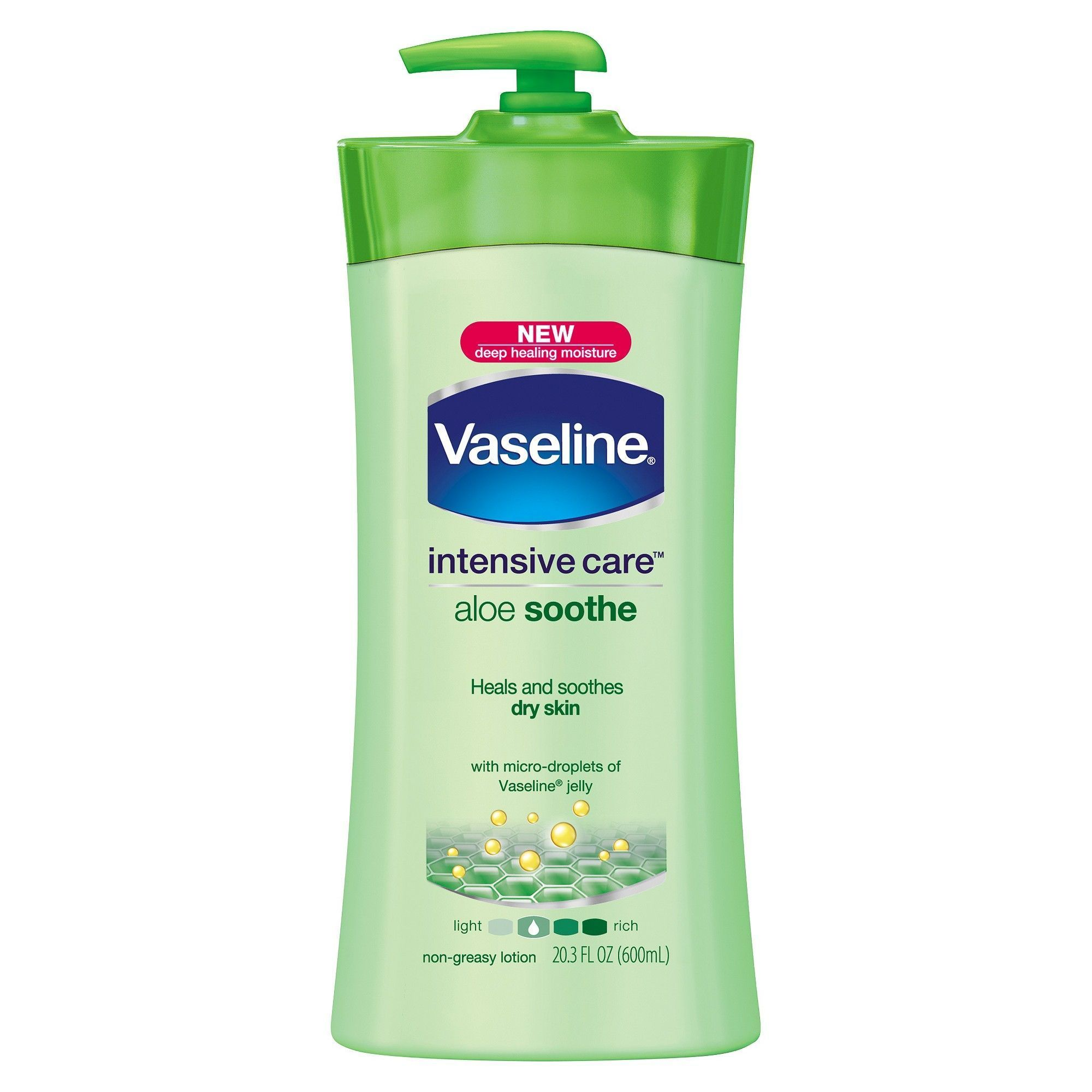 Vaseline Intensive Care Aloe Soothe Lotion 20 3 Oz Beautytrickslifehacks Healing Dry Skin Lotion Vaseline