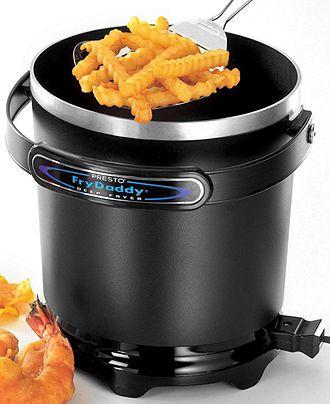 5420 Frydaddy Electric Deep Fryer Electric Deep Fryer Deep