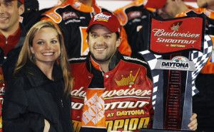 Who Is Tony Stewart Girlfriend Find Something More Here In