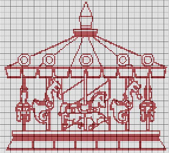 grilles enfants   Silhouette point de croix, Animaux de point de croix, Modele de broderie