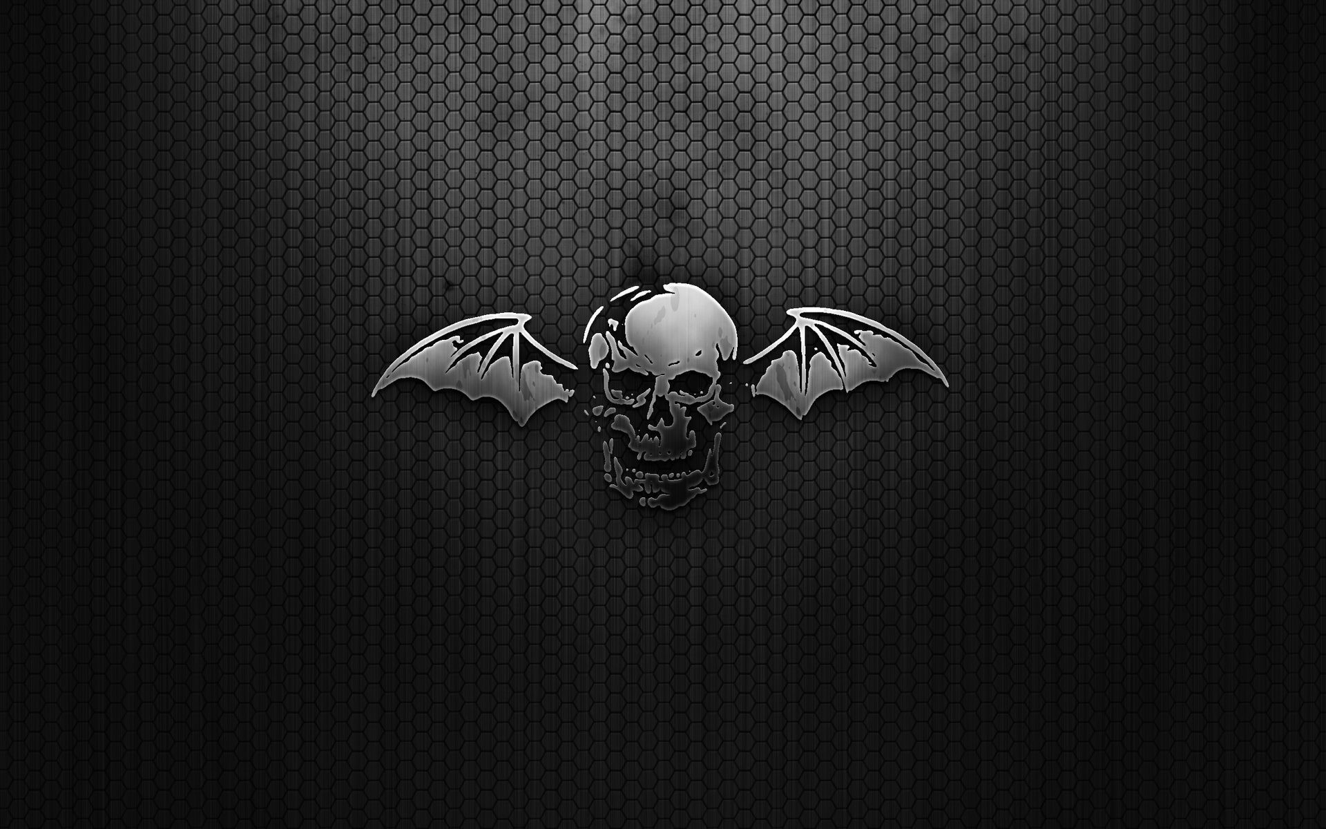 Avenged sevenfold logo wallpaper hd wallpapers pinterest avenged sevenfold logo wallpaper voltagebd Gallery