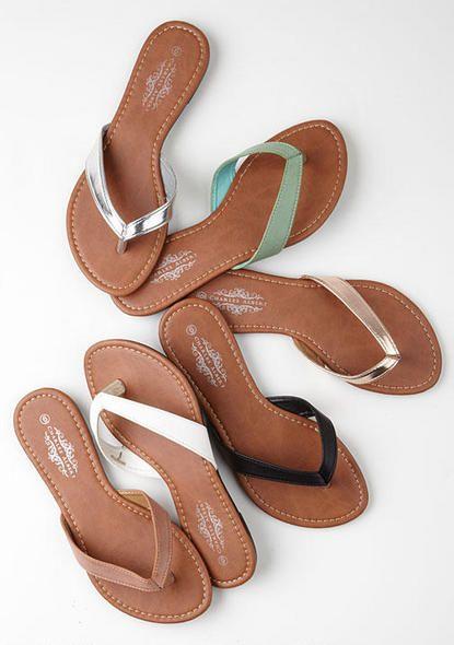 5726f948a5b Kalypso Sandal - View All Shoes - Shoes - Alloy Apparel