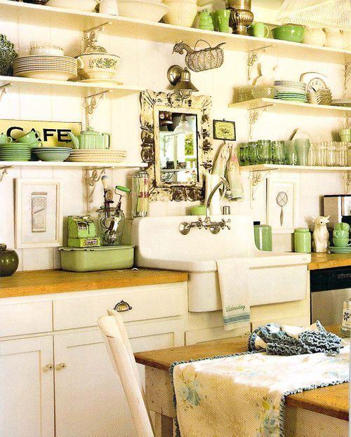 Old Fashion Kitchen Fashioned Interior Beautiful Kitchens