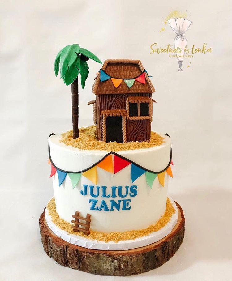 A fun Filipino Fiesta cake!! sweetnessbylenka