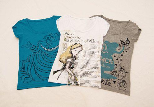 Samarretes Pais De Las Maravillas Alicia En El Pais Camisetas
