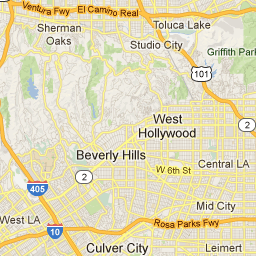 Los Angeles Zip Code Map Toluca Lake Book Worth Reading Zip Code Map