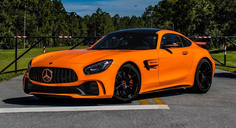 Renntech S Mercedes Amg Gt R Is Unleashed With 761hp Mercedes