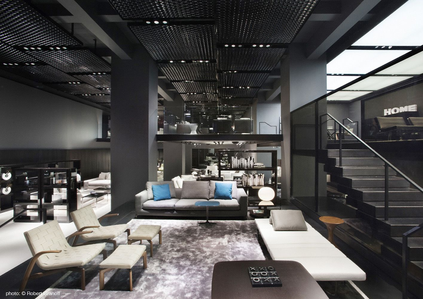 Ddc Store New York City Minotti New York By Ddc The High Life Pinterest Spaces