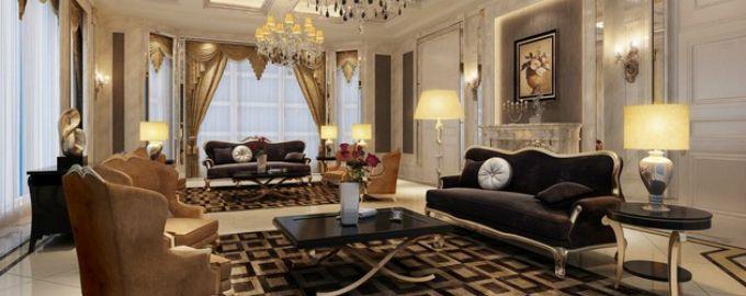 Luxus Zimmer Ideen Für Klassisches Wohnzimmer